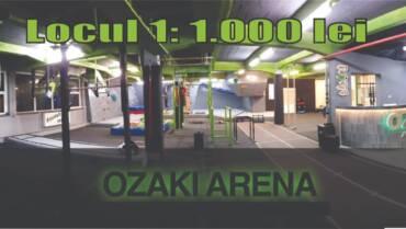 Ozaki Arena- Ninja Challenge