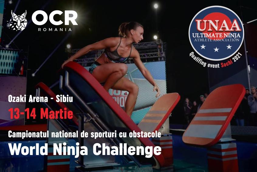 WORLD NINJA CHALLENGE 2021